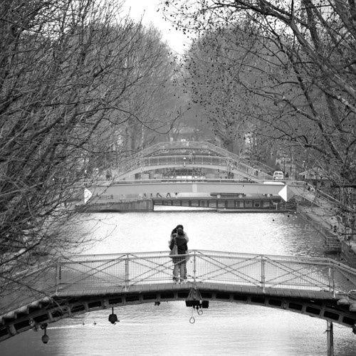 canal saint martin copi