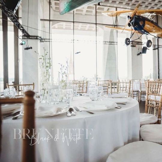 Elegant Museum Wedding