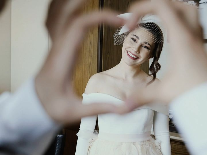 Tmx Still From Floria Horias Wedding Video2 51 139658 1572052427 New York, NY wedding videography