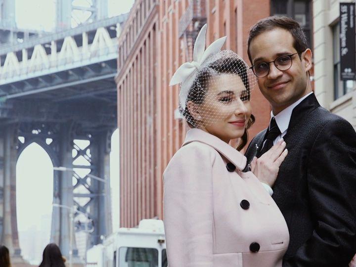Tmx Still From Floria Horias Wedding Video4 51 139658 1572052428 New York, NY wedding videography