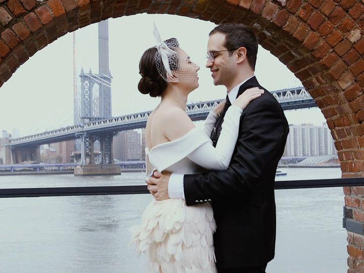 Tmx Still From Floria Horias Wedding Video5 51 139658 1572052428 New York, NY wedding videography