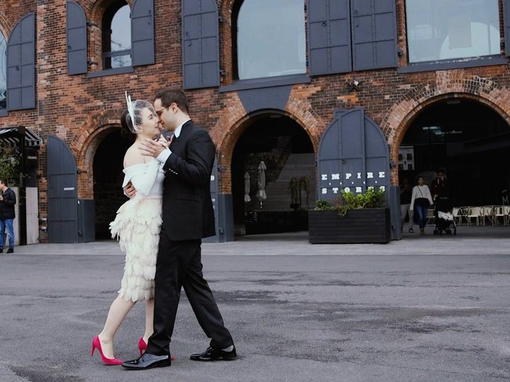 Tmx Still From Floria Horias Wedding Video6 51 139658 1572052434 New York, NY wedding videography