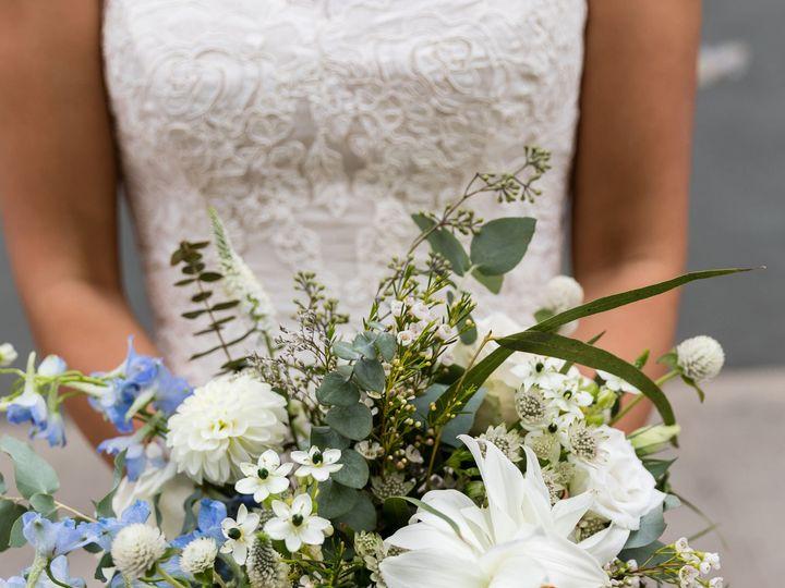 Tmx Wythe Hotel Classic White Green Wedding 11 51 999658 Brooklyn, NY wedding florist