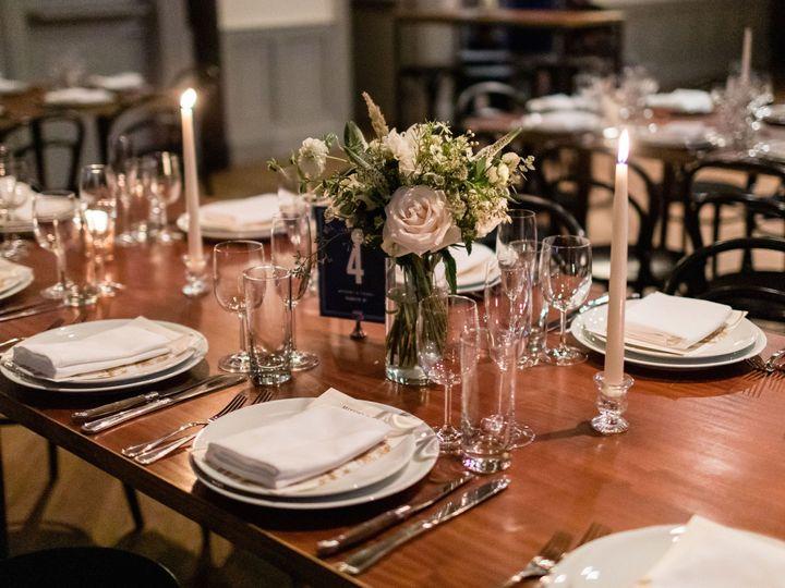 Tmx Wythe Hotel Classic White Green Wedding 36 51 999658 Brooklyn, NY wedding florist