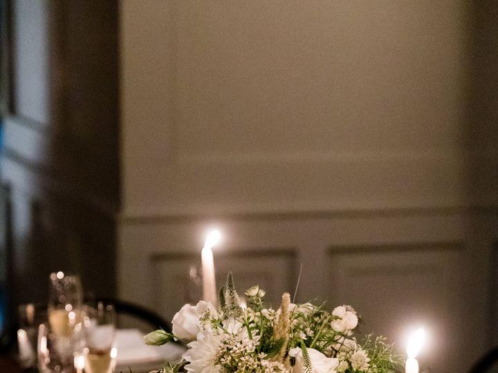 Tmx Wythe Hotel Classic White Green Wedding 48 51 999658 Brooklyn, NY wedding florist