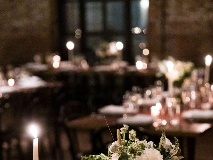 Tmx Wythe Hotel Classic White Green Wedding 58 51 999658 Brooklyn, NY wedding florist