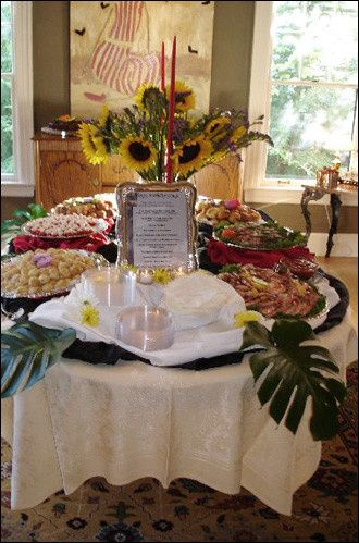 Tmx 1366819834388 Buffet Line With Floral Additions Lexington, Kentucky wedding catering