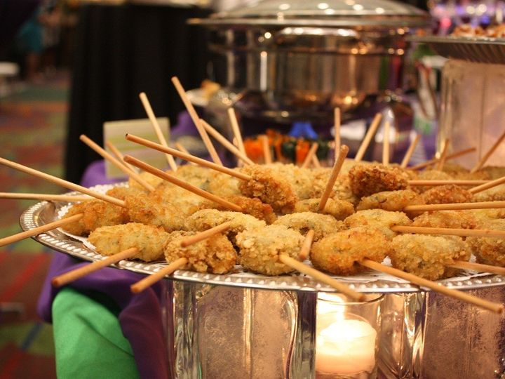 Tmx 1366820841910 Chicken Cilantro Lollipops Lexington, Kentucky wedding catering
