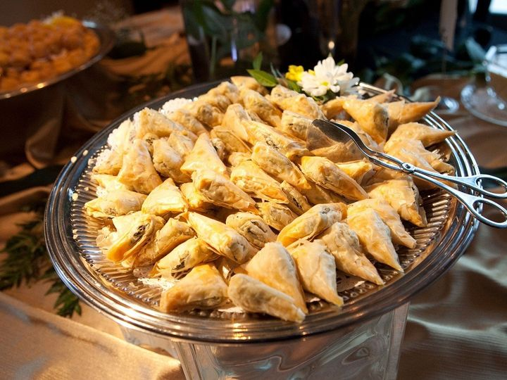Tmx 1366821040809 Hot Finger Foods By Seasons Catering Lexington Ky Lexington, Kentucky wedding catering