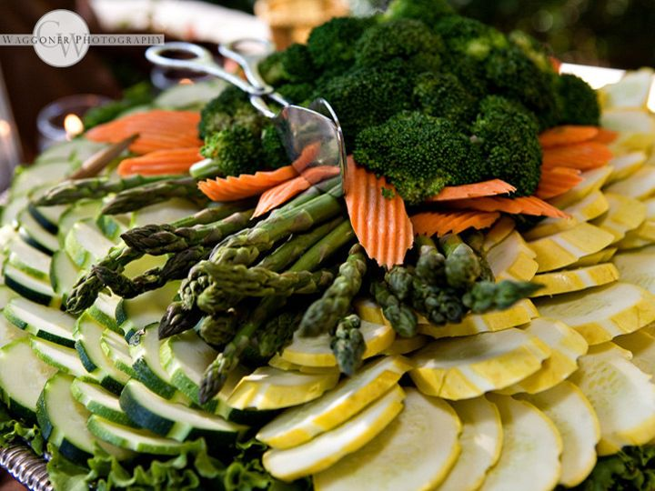 Tmx 1366821280047 Vegetable Tray With Asparagus Lexington, Kentucky wedding catering