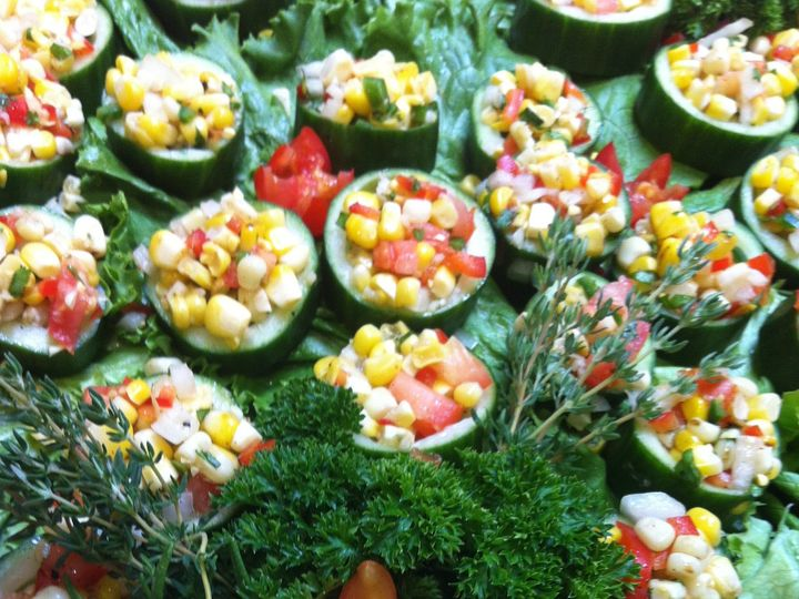 Tmx 1366821418790 Roasted Corn Salsa Lexington, Kentucky wedding catering