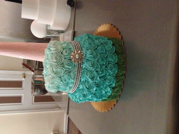 Tmx 1416190142145 Img6831 Fairport wedding cake