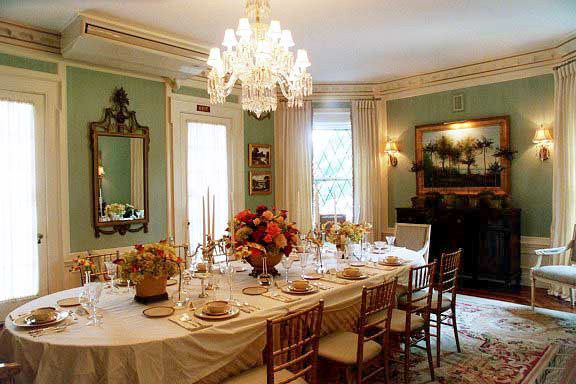 Dining room and decor
