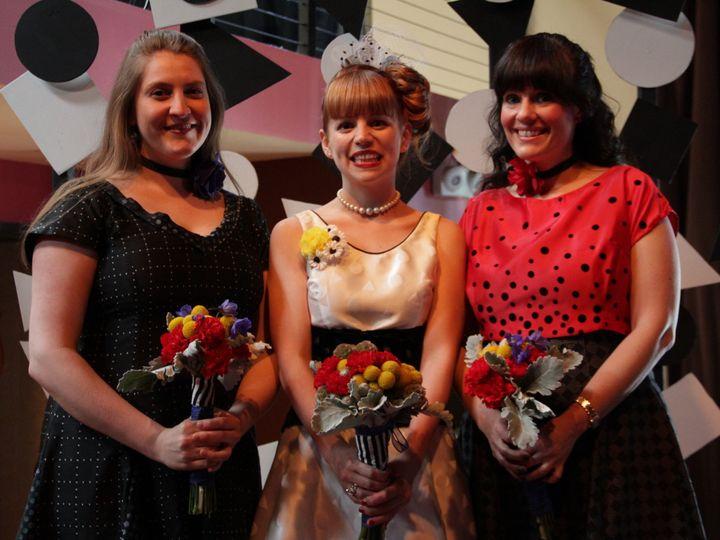 Tmx 1427780095708 Annie S Bauhaus Wedding  Portland wedding florist