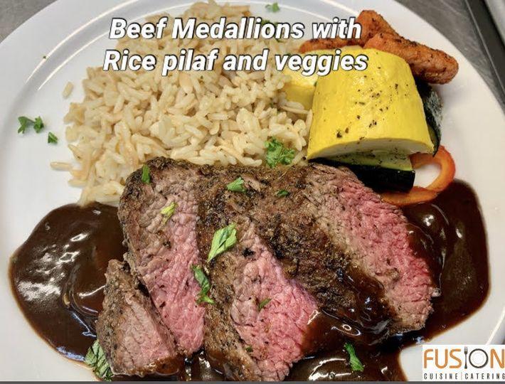 Beef Medallions