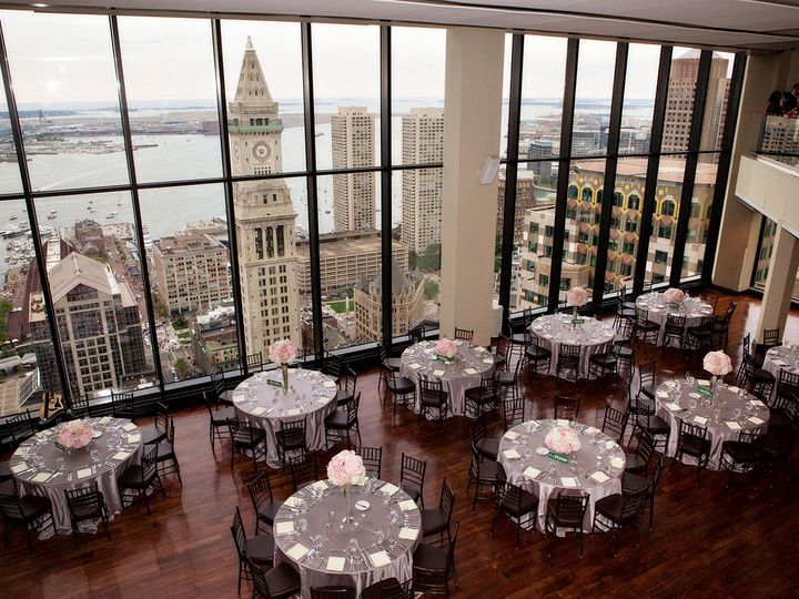 Tmx 1510609120283 State Room Boston Weddings 2016 10 1350x900personk Boston, MA wedding venue