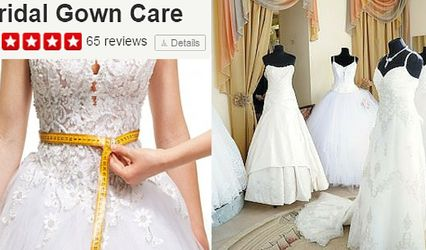Bridal Gown Care Experts