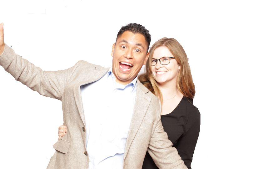 Hi! We're Cisco and Elizabeth!