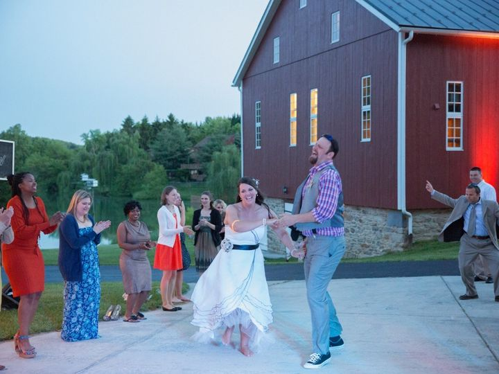Tmx 1384492755833 Slidingdownthelin Stevensville wedding band