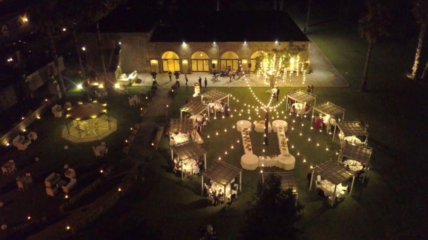 Garden of Restaurant