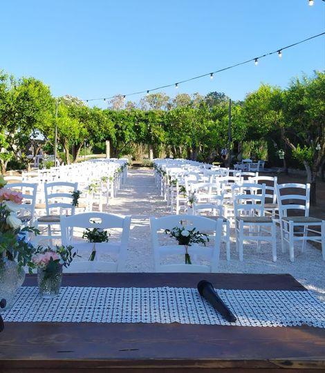 Wedding Cerimony