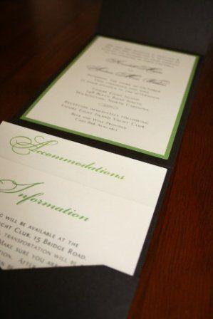 Tmx 1317946596569 Invitation18 Fuquay Varina wedding invitation