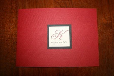 Tmx 1317946598850 Invitation19 Fuquay Varina wedding invitation