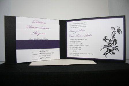 Tmx 1317946600850 Invitation2 Fuquay Varina wedding invitation
