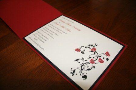 Tmx 1317946603335 Invitation20 Fuquay Varina wedding invitation