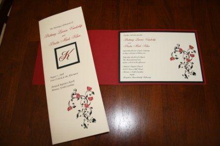 Tmx 1317946605788 Invitation21 Fuquay Varina wedding invitation