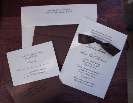 Tmx 1317946612085 Invitation23 Fuquay Varina wedding invitation