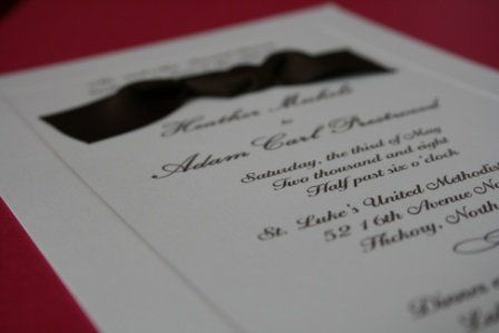 Tmx 1317946613257 Invitation24 Fuquay Varina wedding invitation