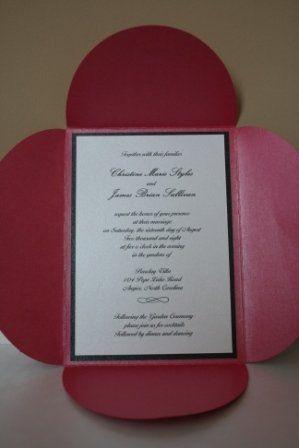 Tmx 1317946617507 Invitation29 Fuquay Varina wedding invitation