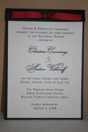 Tmx 1317946621975 Invitation30 Fuquay Varina wedding invitation
