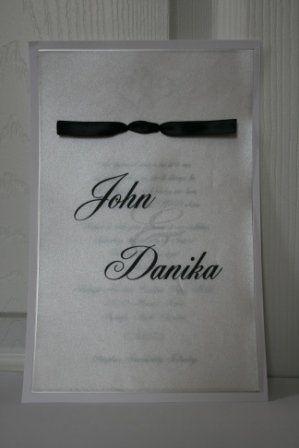 Tmx 1317946629069 Invitation33 Fuquay Varina wedding invitation