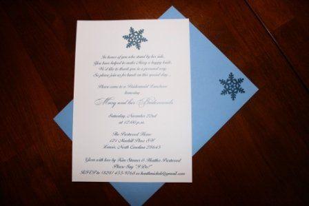 Tmx 1317950041241 BridalShower4 Fuquay Varina wedding invitation