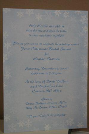 Tmx 1317950052819 BridalShower8 Fuquay Varina wedding invitation