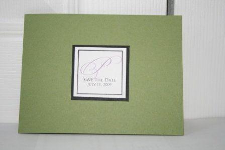 Tmx 1317950318770 SavetheDate7 Fuquay Varina wedding invitation
