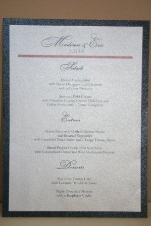 Tmx 1317950663754 Menu2 Fuquay Varina wedding invitation