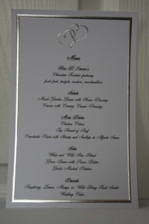 Tmx 1317950666161 Menu3 Fuquay Varina wedding invitation