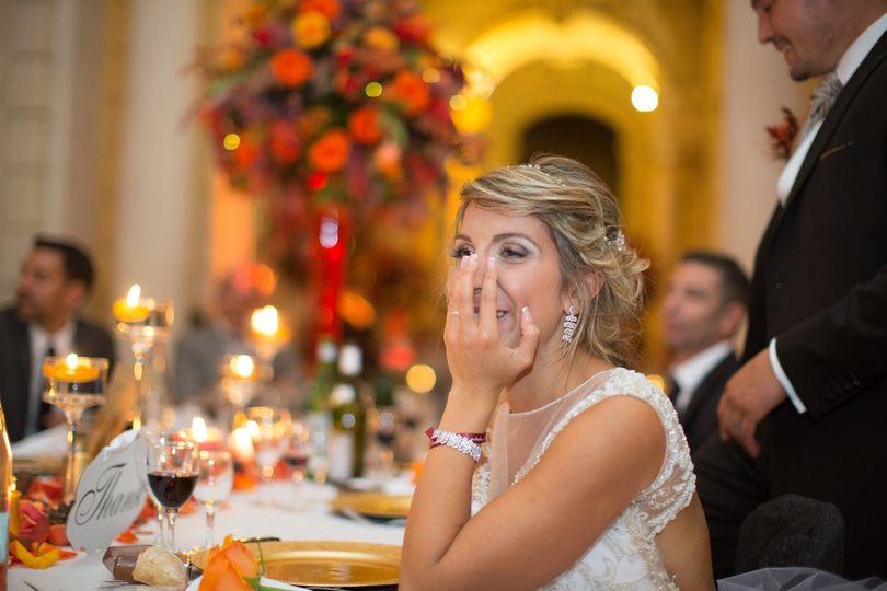 Wedding in castle