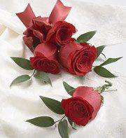 Tmx 1294868986557 RedRoseCorsageandBoutonniere Columbus, Ohio wedding florist