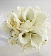 Tmx 1294868992322 WhiteRoseandCallalilies Columbus, Ohio wedding florist