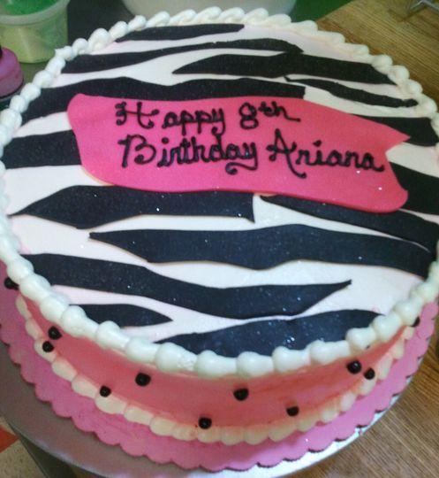 zebraandpinkcake