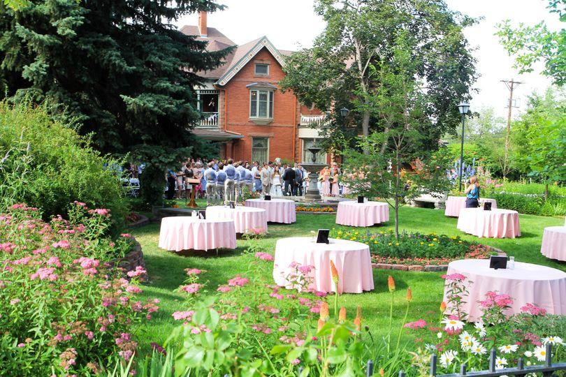 Historic Callahan House and Garden