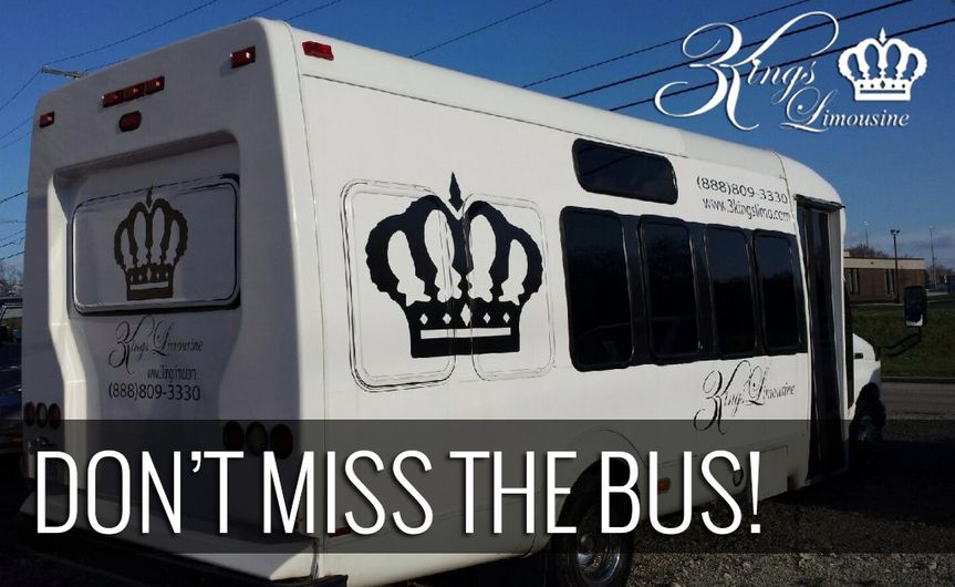 3 Kings Limousine - Transportation - Youngstown, OH