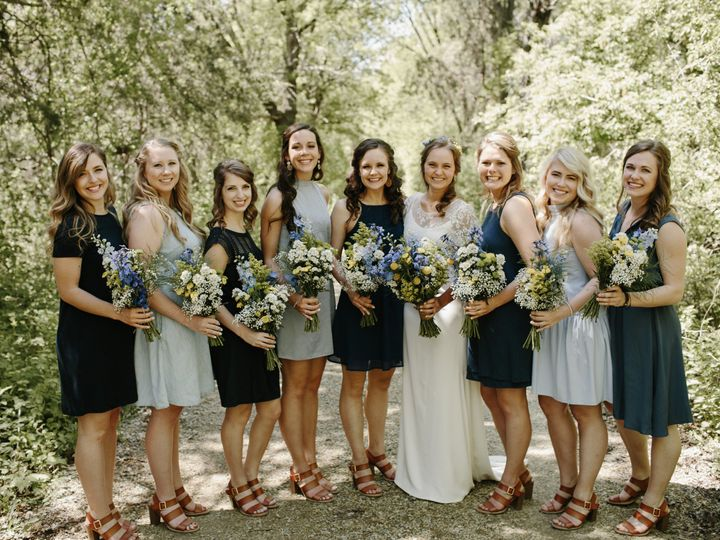 Tmx 1519270676 0bafa0fe8d932512 FLORAPINEPHOTOGRAPHY RICHLAURA BRIDESMAIDS 46 Hudson wedding rental