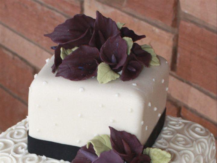 Tmx 1417633965766 Cake2 Brea, CA wedding catering