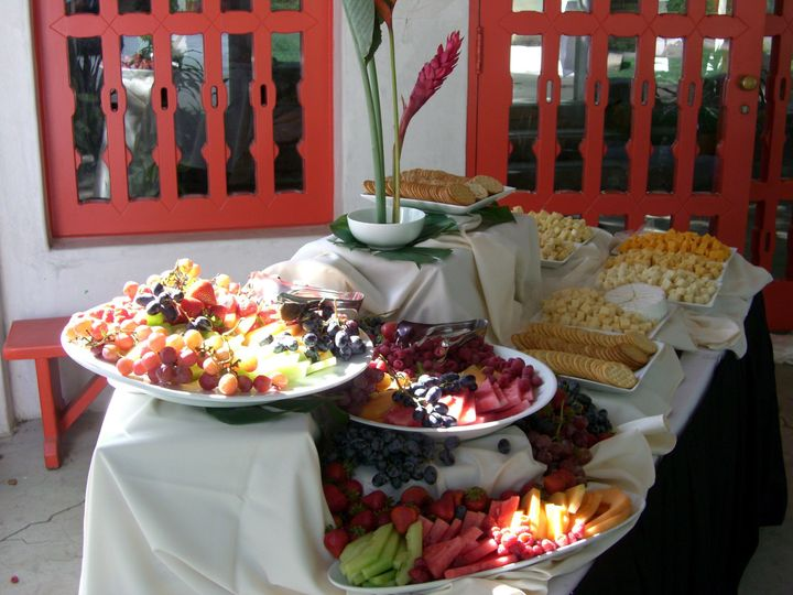 Tmx 1417634104632 Apps Fruit Platter Los Angeles, CA wedding catering