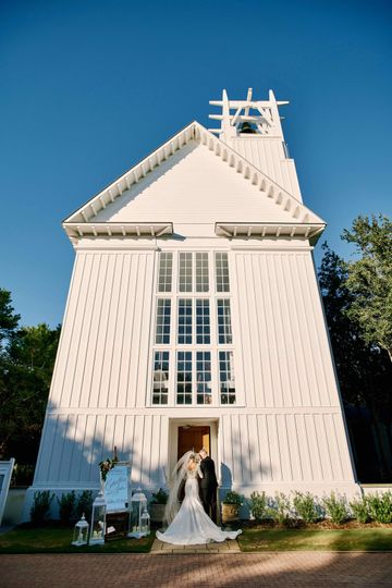 The Chapel at Seaside